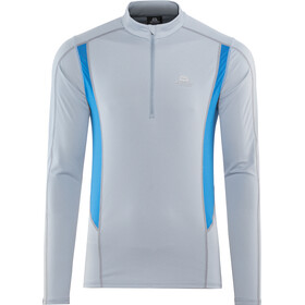Mountain Equipment Ignis Camiseta Hombre, nimbus/light ocean
